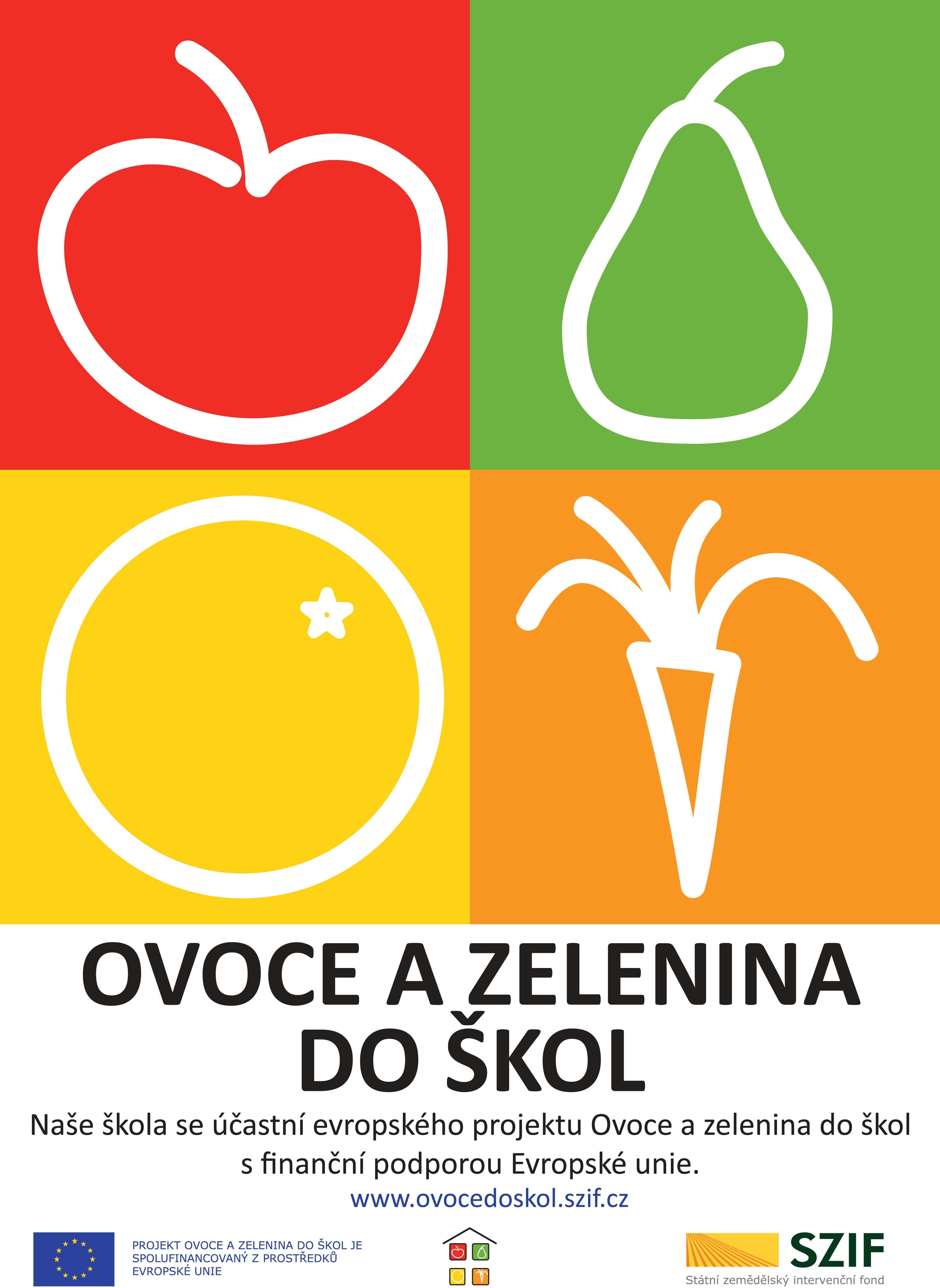 """""""Ovoce a zelenina do škol"""""""