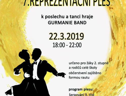 7. Reprezentační ples